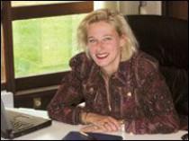 Catherine Moutarde, directrice commerciale de Fima