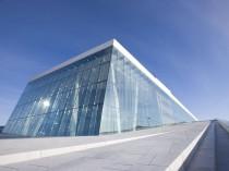 L'opéra d'Oslo couronné par le prix Mies van der ...