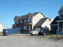 Recul des ventes de maisons au Canada
