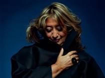 L'architecte irako-britannique Zaha Hadid est ...