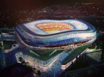Le permis de construire du grand stade de Nice ...