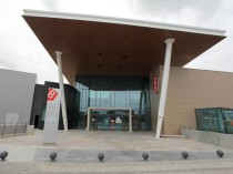 Le centre commercial Barreiro Retail Planet a ...