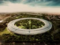 Steve Jobs présente le nouveau complexe d'Apple ...