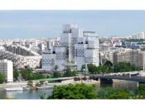 Citylights, future tour de contrôle du skyline de ...