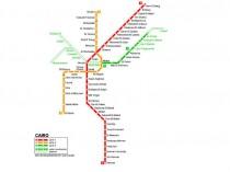Le métro du Caire, une source de revenus ...