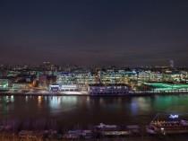 A la découverte de Paris la nuit