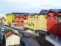 Des groupes scolaires à l'architecture originale