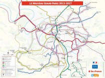 Grand Paris: 5 sites prioritaires pour le ...