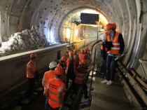 Istanbul inaugure son tunnel sous le Bosphore