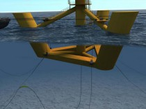 Eolien flottant : une première ferme pilote ...
