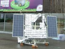 Un suiveur solaire qui concentre thermique et ...