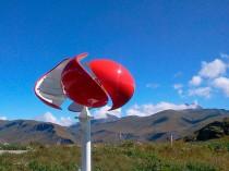 Des mini-éoliennes françaises au design ...