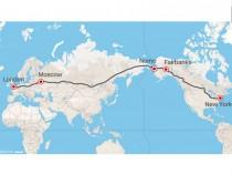 Un russe ambitionne de créer une autoroute ...