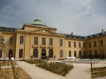 L'Hôpital Richaud renaît de ses cendres