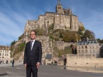 Mont-Saint-Michel: après 10 ans de travaux, ...