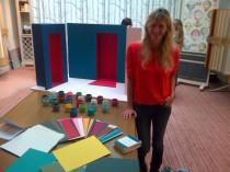 Sarah Lavoine signe sa première collection de ...