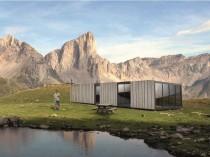 Zest, un concept d'habitat nomade et autonome