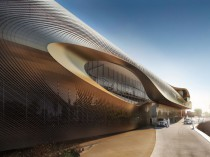 Zaha Hadid Architects remporte la construction ...