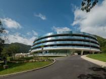 Le nouvel hôtel thermal d'Avène flotte au ...