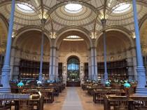 Une Bibliothèque nationale de France à nouveau ...