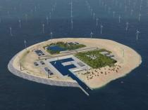 Une île artificielle pour centraliser la ...