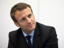 Interview exclusive d'Emmanuel Macron : son ...