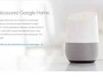 Assistant virtuel dans les maisons : Google Home ...