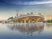 Manta Ray, un aménagement paysager biomimétique ...