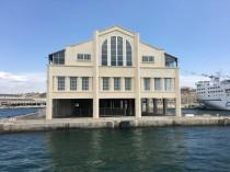 Sur le port de Marseille, le J1 veut oser le ...