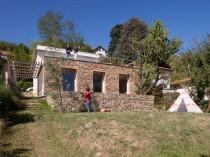 Rénovée et agrandie, une maison de 50 m2 ...