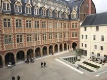 Le campus historique de l'Institut Catholique de ...