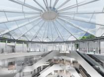 Une ellipse géante pour la gare Villejuif ...