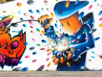 Destruction de graffitis : un jury donne ...