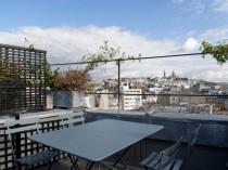 Appartement sous les toits avec vue à 360° sur ...