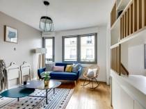 Un 25 m2 redessiné et relooké grâce au bois