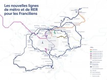 Budget rectificatif pour le Grand Paris Express