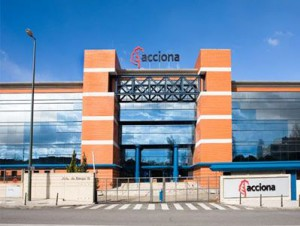 Acciona cède ces concessions de parkings
