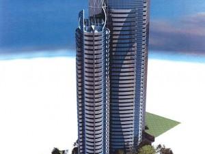 Monaco : les travaux de la tour Odéon pourraient ...