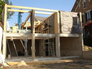 Une maison bois en six mois grâce à la ...