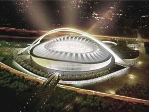 Tour des stades de la Coupe du monde 2010 ...