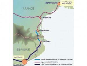 Ligne Perpignan-Figueras : la liquidation de TP ...