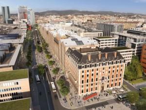 La nouvelle vie des Docks Marseille (diaporama)