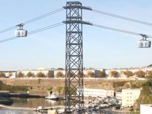 Le téléphérique de Brest, un projet de ...