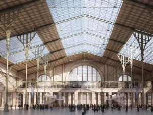 La gare du Nord lance son plan d'agrandissement et ...