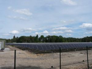 Engie inaugure des parcs d'énergies renouvelables