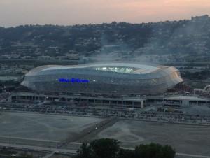 Stades connectés : l'exemple de l'Allianz Riviera ...