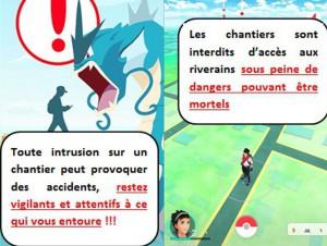 Pokemon GO : Le cri d'alarme du BTP