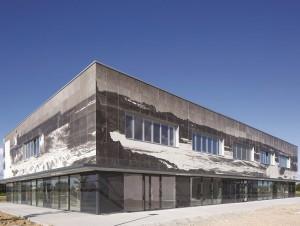 Le béton pictural ouvre la voie à des façades ...