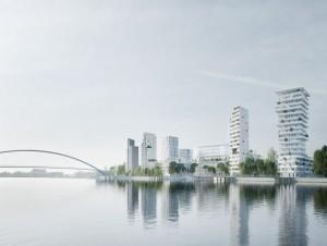 Trois architectes français remportent un projet ...