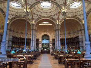 Une Bibliothèque 1